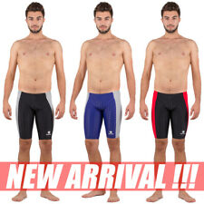 NWT HXBY 1304 MEN'S COMPETITION TRAINING RACING SWIMMING TRUNKS JAMMER ALL SIZE!