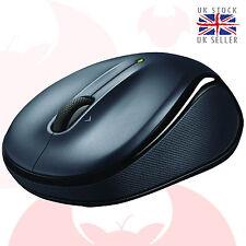 Logitech Wireless Mouse M325 Nano cordless optical mini Mice DARK Silver