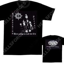 CARPATHIAN FOREST T-SHIRT We're Going To Hell NEUF tee