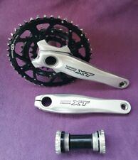 Superb Shimano XT FC-M760 M760 Chainset Crankset Cranks 175mm 68/73mm