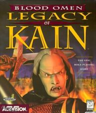 BLOOD OMEN 1 LEGACY OF KAIN PC +1Clk Windows 10 8 7 Vista XP Install