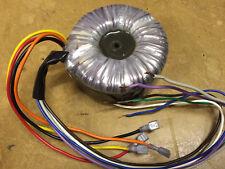 24V 7.5A & 10.5V trasformatore toroidale da 5.25A 235VA PRI 100V 120V 208V 230V 250V