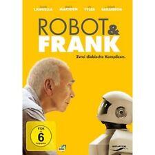 ROBOT & FRANK  (FRANK LANGELLA/JAMES MARSDEN/SUSAN SARANDON/+) DVD NEU