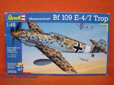 Revell ® 04572 Messerschmitt Bf 109 E-4/7 Trop 1:48