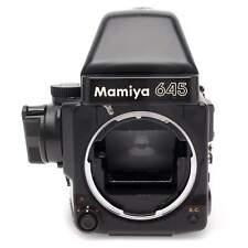 Mamiya M645 Super Medium Format Film Camera AE Prism