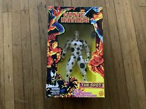 Rare Marvel Universe The Spot With Box