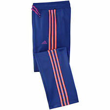 adidas Girls' Sport Tracksuit Trousers 2-16 Year