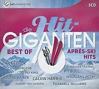 Die Hit Giganten Best of Après Ski Hits von Various | CD | Zustand gut