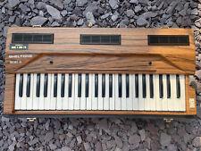 More details for sheltone vintage 'suitcase' organ