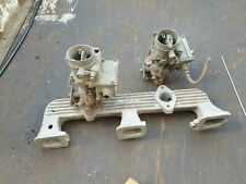 CAIN MANIFOLD TWIN STROMBERG CARBY HOLDEN RED 6CYL 186 RED 179 EJ EH HR HD HK HG