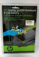 HP tx1000 tx2000 Notebook 8 Cell Battery Lithium-ion Extended Life Battery