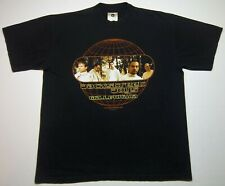 Vintage 90s 1999 Backstreet Boys Millennium Tour Winterland XL Black T Shirt