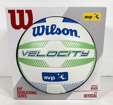 WILSON  Recreational AVP Velocity Beach Series Volleyball Official Size
