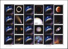 CHINA 2020 Chang'E Success Landing Moon-Astronomical Phenomena space S/S MNH