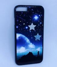3D SPARKLY STARS Phone Cover for iPhone iPod Samsung 4 5 6 7 5th 6th case gen