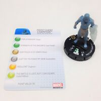 Heroclix Avengers Movie set Frost Giant Champion #031 Super Rare figure w/card!