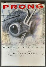 Prong Cleansing 1993 PROMO POSTER