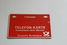 Telefonkarte Testkarte Frankfurt  5 Einheiten   R0