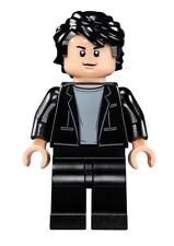 LEGO Bruce Banner MINIFIG Minifigure Marvel Super Heroes 76084 Free Shipping