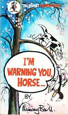 FOOTROT FLATS -I'M WARNING YOU HORSE... MURRAY BALL