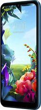 "LG K40S (6.1"") Smartphone - Dual-SIM, 32 GB, 2 GB RAM, blau (ohne Simlock)"