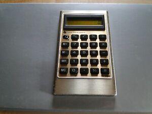 Texas Instruments TI-1750 Taschenrechner Klassiker