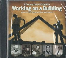 WORKING ON A BUILDING - A Country Collection - Christian CCM Gospel Worship CD