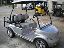 PT  golf cart front end