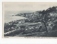Algeria, Alger, Vue generale sur Bab-el-Qued Postcard, A504