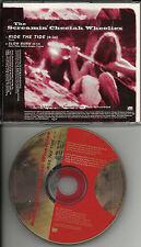 SCREAMIN CHEETAH WHEELIES Ride the Tide / Slow EDIT PROMO DJ CD single screaming