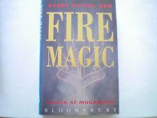 : HIJACK AT MOGADISHU by BARRY DAVIS, BEM TO THE GULF 1994  H/B 1ST EDN AS NEW