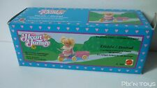 Tricycle La Famille Douceur The Heart Family 3868 / Mattel 1988