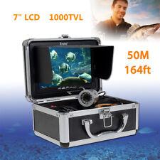 "EYOYO 7"" Monitor 50M 1000TVL Fish Finder Underwater Ocean Ice/Sea Fishing Camera"