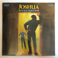 Dolly Parton - Joshua - Factory SEALED 1971 US 1st Press