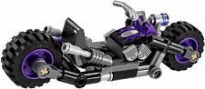 LEGO CATCYCLE Motorcycle From 70902 The Batman Movie Catwoman's Vehicle Bike
