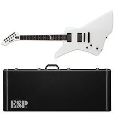 ESP LTD Snakebyte LH Snow White SW NEW Electric Guitar + Case James Hetfield
