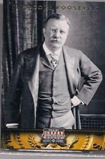 2012 Panini Americana Heroes & Legends Theodore Roosevelt