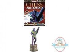 Marvel Chess Figurine Magazine #11 Kang Black Rook Eaglemoss