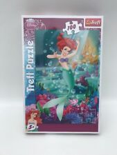 Trefl Puzzle: Ariel la petite sirène - 100pcs Jigsaw Puzzle