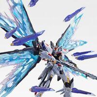 METAL BUILD Strike Freedom Gundam Light Wings Option Set SOUL BLUE Ver. japan