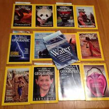 1993 National Geographic Magazine Complete Year 12 Issues