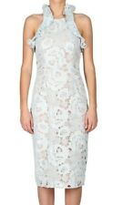 Cooper St Sky beauty High Neck Dress Lace Blue BNWT RRP$220.00 Ladies Fashion