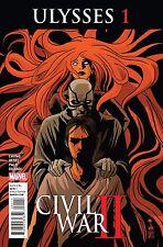 Ulysses # 1 Regular Cover NM Marvel
