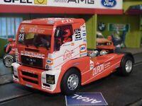 FLY LKW TRUCK MAN Racing Nr.23 in 1:32 auch für Carrera Evolution  FYTRUCK60