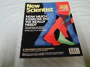 NEW SCIENTIST MAGAZINE   No 3234  15th  June 2019
