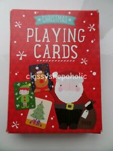 Collectible Sportswift Ltd - Christmas Playing Cards - 3 Festive Card Games