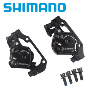 Shimano Tourney TX805 Disc Brake Caliper w Resin Pads Front Rear Upgrade BR M375