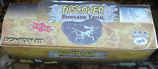 DINOSAUR FOSSIL Complete Set of 8 DIG IT OUT EXCAVATION KITS incl Protoceratops