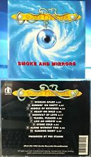 Snake Charmer - Smoke And Mirrors (CD, 1993, Arctic Records, Austria) VERY RARE