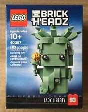 LEGO Brickheadz 40367 LADY LIBERTY #93  NEW